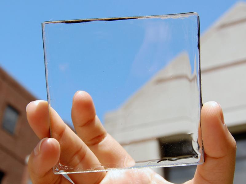 Can Solar Power Go Truly Transparent?